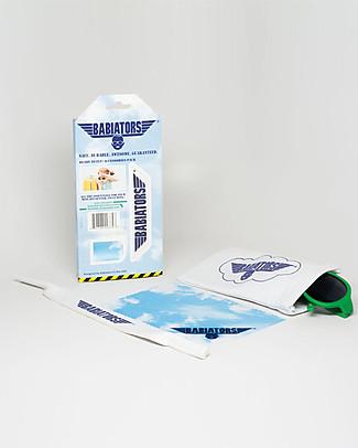 Babiators Cotton Sunglasses Bag & Microfibre Cloth & Neoprene Strap for Babiators Sunglasses - 0-5 Years Sunglasses
