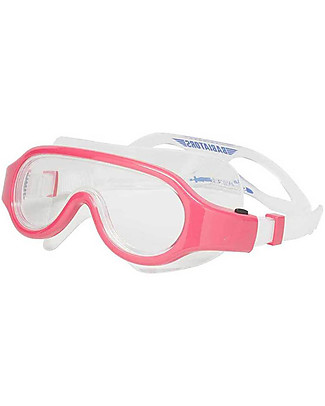 Babiators Kids Swimming Goggles 3+ years, Submarine Collection - Popstar Pink - 1 Year Lost & Found Guarantee Sunglasses