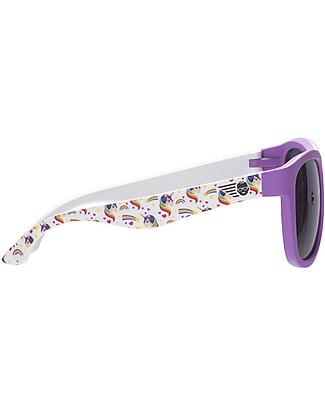 Babiators Sunglasses Navigator, Unicorn Dreams - 100% UV Protection - 1 Years Lost & Found Guarantee Sunglasses