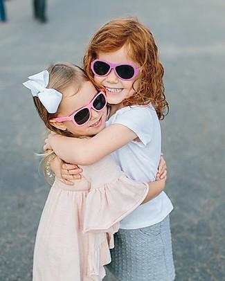 Babiators Sunglasses Original Aviators, Popstar Pink - 100% UV Protection Sunglasses