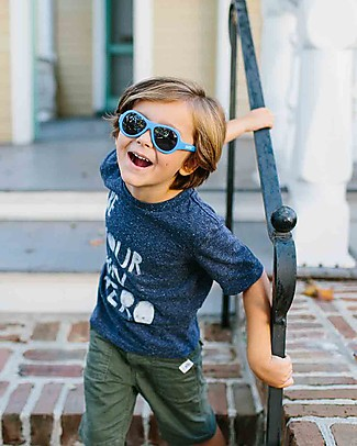 Babiators Sunglasses Original Aviators, True Blue - 100% UV Protection Sunglasses