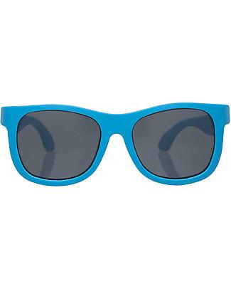 Babiators Sunglasses Original Navigartors, Blue Crush - 100% UV Protection - 1 Years Lost & Found Guarantee Sunglasses