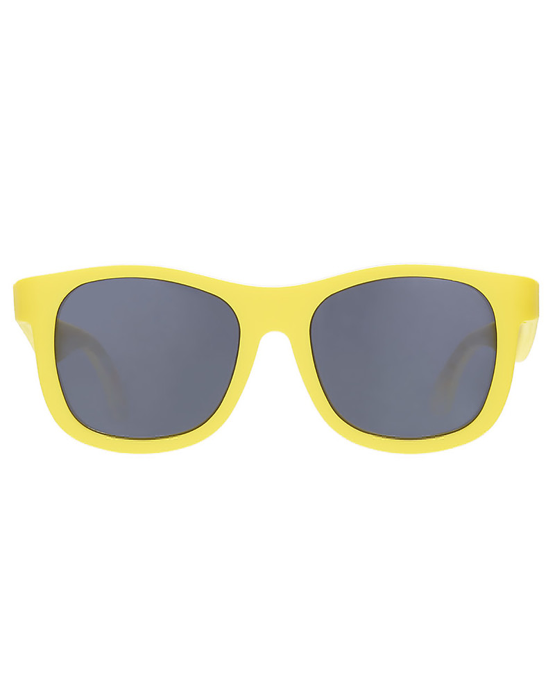 78f5b1a72 Babiators Sunglasses Original Navigartors, Hello Yellow - 100% UV Protection  - 1 Years Lost