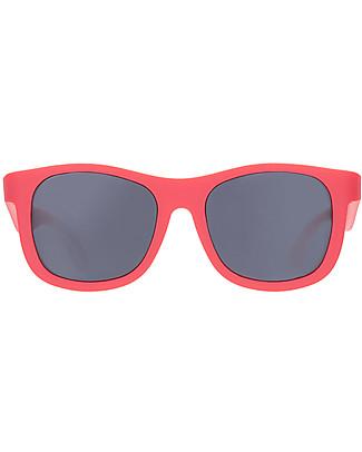 Babiators Sunglasses Original Navigartors, Rockin' Red - 100% UV Protection Sunglasses