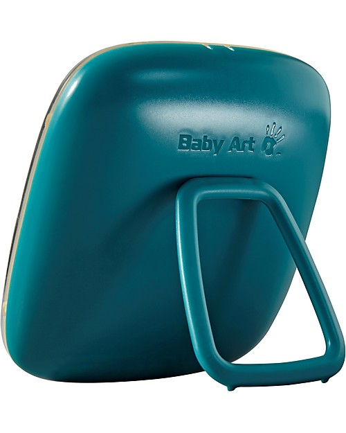 Baby Art Baby Art Hello Baby Galactic Green, Imprint Kit Frame Baby's First Albums