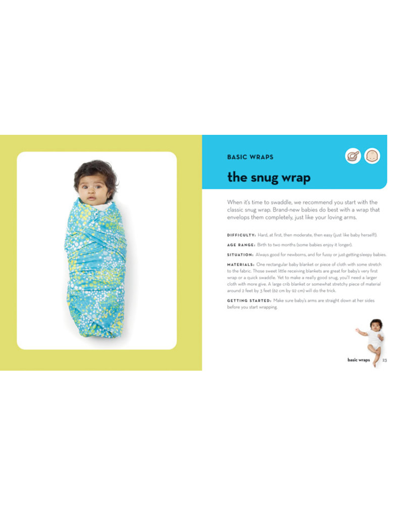Baby Gami Baby Gami Baby Wrapping For Beginners Italian Edition