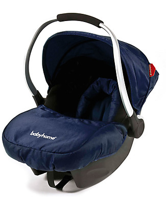 Baby Home Car Seat - Egg0+ - Navy Car Seats