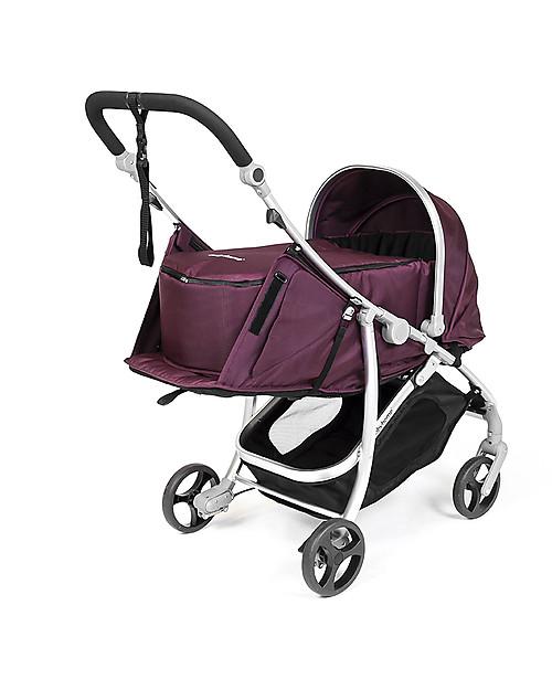 Vida su cochecito permite le Nest púrpura Baby para el Home usar Kit BRWqw7Y