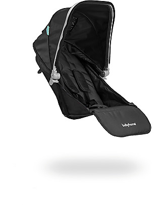 Baby Home Seat Kit for Vida Plus Stroller, Black - Up to 25 kg! Pushchairs