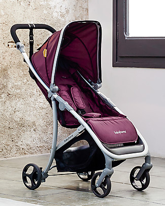 Baby Home Vida Stroller, Purple – Light and compact! Pushchairs