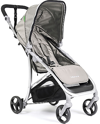 Baby Home Vida Stroller, Sabbia – Light and compact! Pushchairs