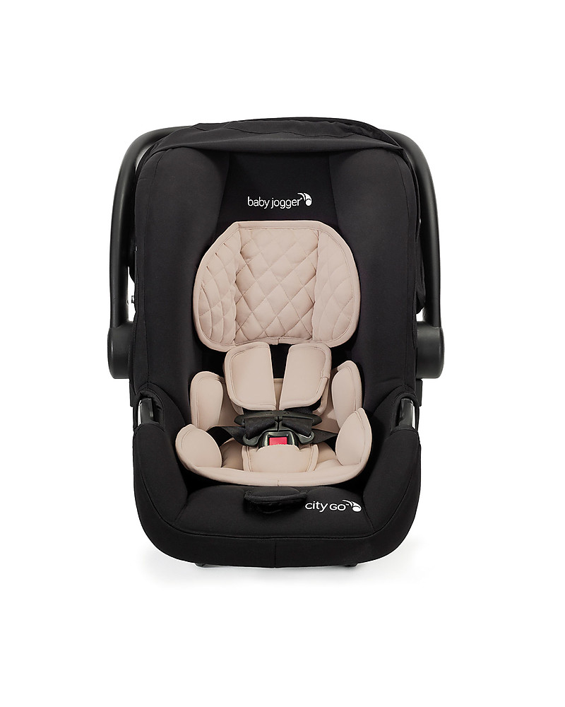Baby Jogger City Go Car Seat Tan 3 6 Kg Only Light And Easy To