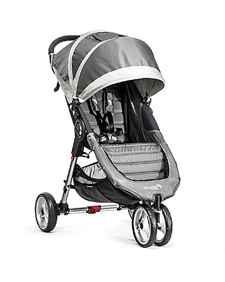 Baby Jogger City Mini™ 3 Baby Stroller - Still/Sand - Quick Fold Technology - For City Life! Lights Strollers