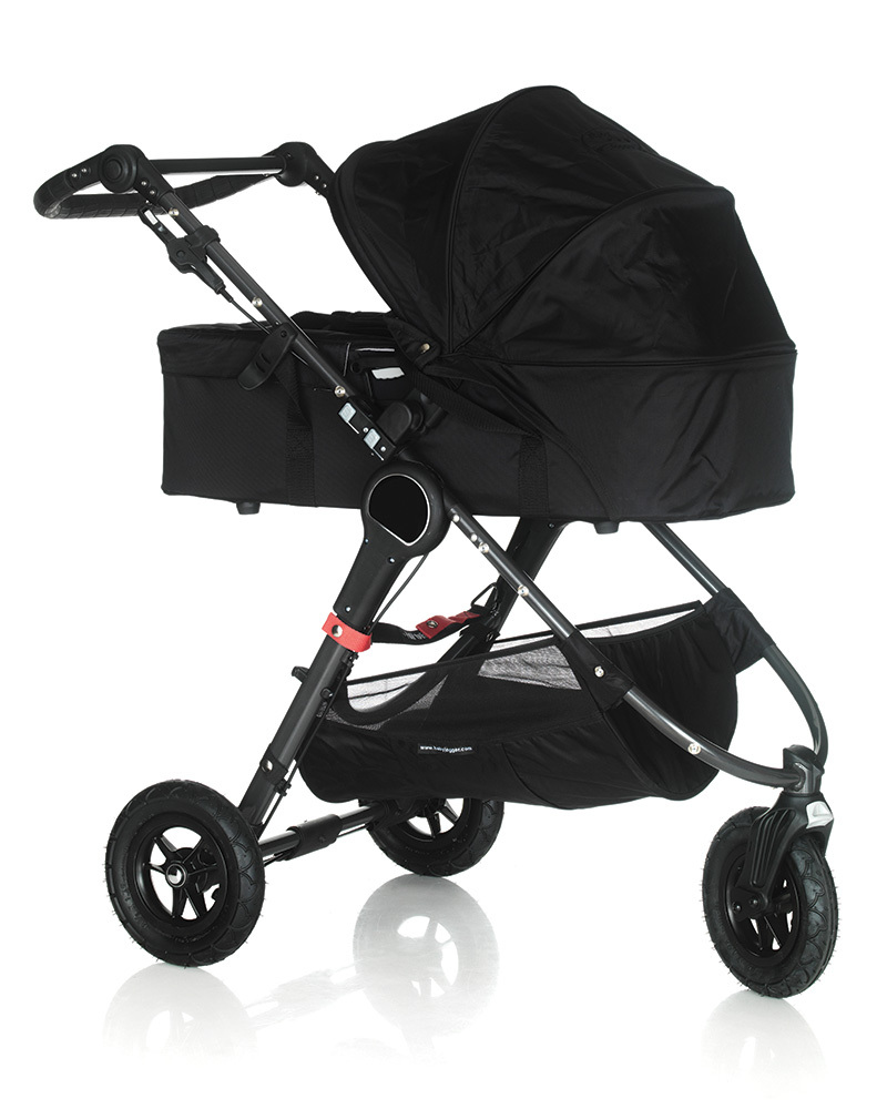 Baby Jogger City Mini Gt Baby Stroller Black Quick Fold
