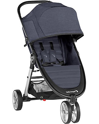 Baby Jogger City Mini 2 Baby Stroller, Carbon - 3 wheels, Urban Mobility! Lights Strollers