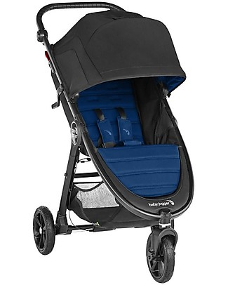 Baby Jogger City Mini GT2 Baby Stroller, Windsor - 3 wheels, Manageable in Any Tracks! Travel Systems