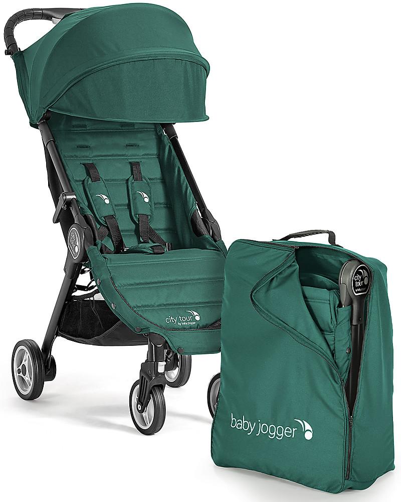 Baby Jogger City Tour Stroller Juniper Light And