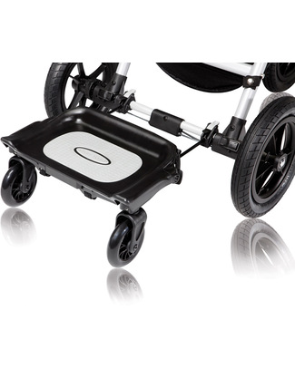Baby Jogger Platform Glider Board - Foldable - For Mini City 3 / GT, City Elite / Select and Summit X3! Stroller Accessories