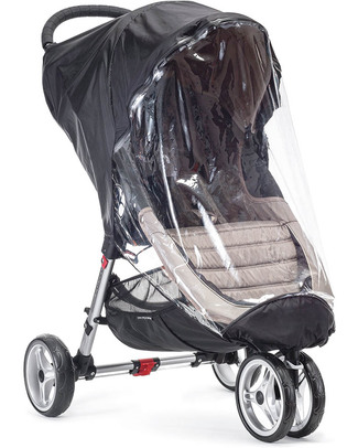 Baby Jogger Rain Cover - free of BPA and PVC - for City Elite Stroller Accessories
