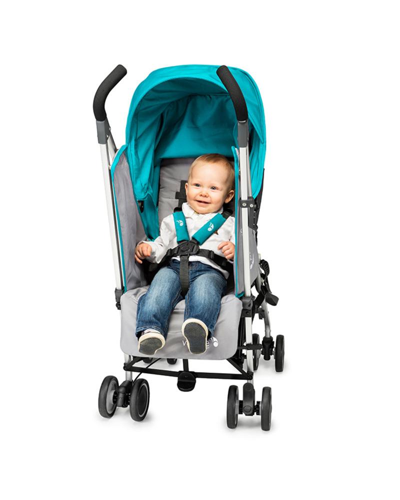 Baby Jogger Vue Lite Umbrella Stroller Reversible Seat Recline Lghtweigt Pram