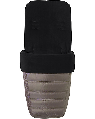 Baby Jogger Winter Universal Foot Muff for Baby Jogger Stroller, Stone - From birth to 24 months! Footmuffs