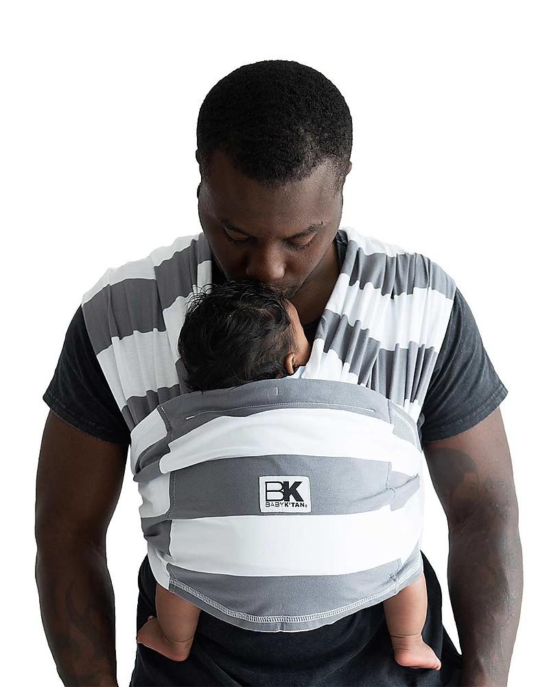 eb8f08fd7f2 Baby K tan Ergonomic Baby Carrier 5 in 1