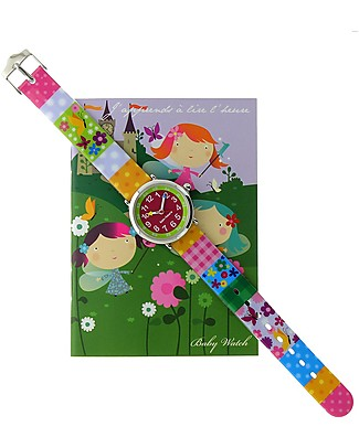 BabyWatch Butterfly Bon Heure Learning Watch (suitable from age 4) Learning Watches