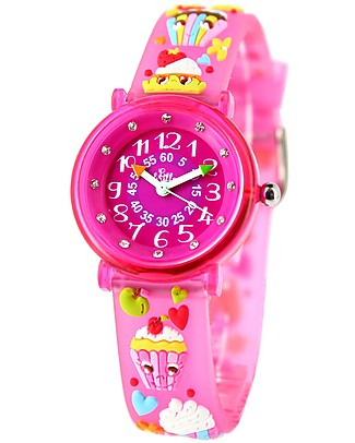 BabyWatch Cupcake Zap Learning Watch (suitable from age 6) Learning Watches