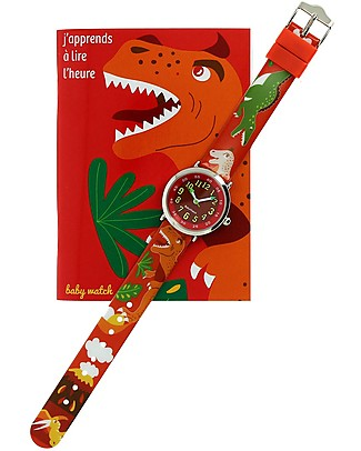 BabyWatch Dino Bon Heure Learning Watch (suitable from age 4) Learning Watches