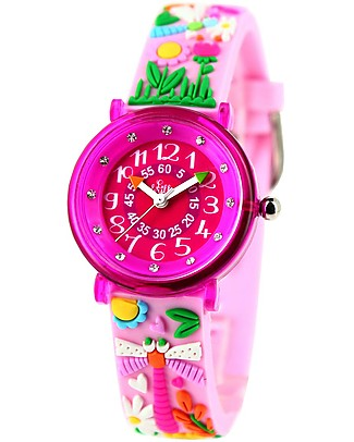 BabyWatch Dragonfiles Zap Learning Watch (Suitable from age 6) Learning Watches