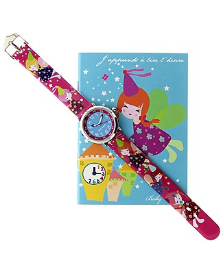 BabyWatch Fairy Bon Heure Learning Watch (suitable from age 4) Learning Watches