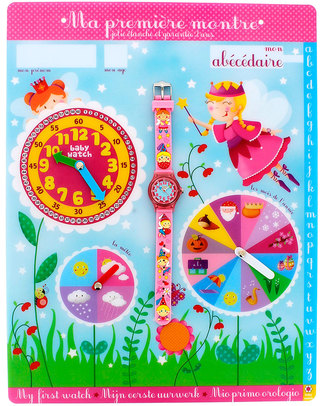 BabyWatch My First Learning Watch - Fairy Godmother (suitable from age 3!) Learning Watches