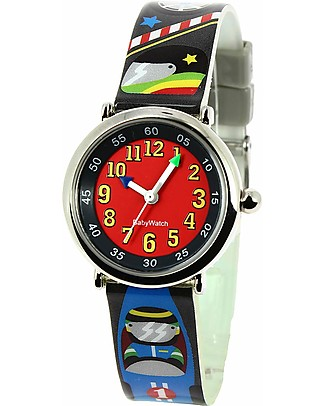 BabyWatch Race Bon Heure Learning Watch (suitable from age 4) Learning Watches