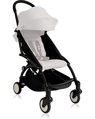 Babyzen Frame for Babyzen Yoyo+ Stroller, Black - Includes carry bag, strap and umbrella! Lights Strollers