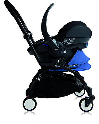 Babyzen iZi Go Modular by BeSafe Car Seat 0+ for Babyzen's Yoyo Stroller, Black Baby Car Seats