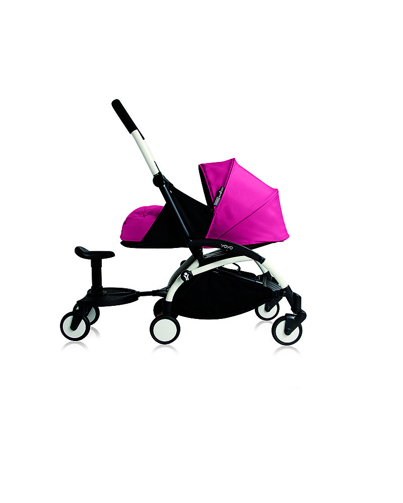 Babyzen Second Child Board With Saddle for Babyzen's Yoyo Stroller - Up to 20 kg!