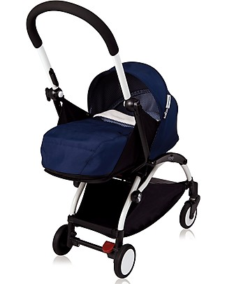 Babyzen Textile Set for Babyzen Pram Yoyo, 0+ months, Air France Blue  (frame not included) Pram Systems