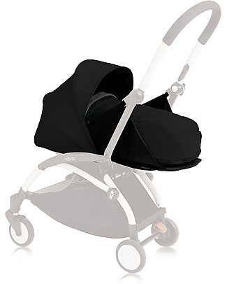 Babyzen Textile Set for Babyzen Pram Yoyo, 0+ months, Black (frame not included) Pushchairs