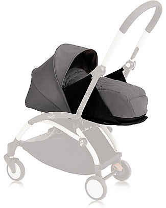 Babyzen Textile Set for Babyzen Pram Yoyo, 0+ months, Grey (frame not included) Pram Systems