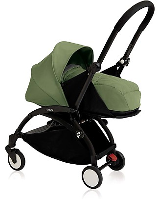 Babyzen Textile Set for Babyzen Pram Yoyo, 0+ months, Peppermint  (frame not included) Pram Systems