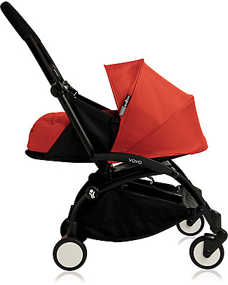 Babyzen Textile Set for Babyzen Pram Yoyo, 0+ months, Red (frame not included) Pushchairs