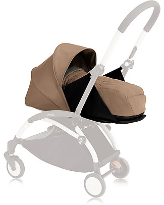 Babyzen Textile Set for Babyzen Pram Yoyo, 0+ months, Taupe (frame not included) Pushchairs