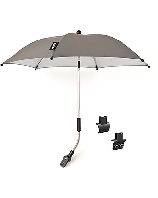 Babyzen Yoyo Parasol, Silver - Compatible with any Babyzen stroller and pram Stroller Accessories