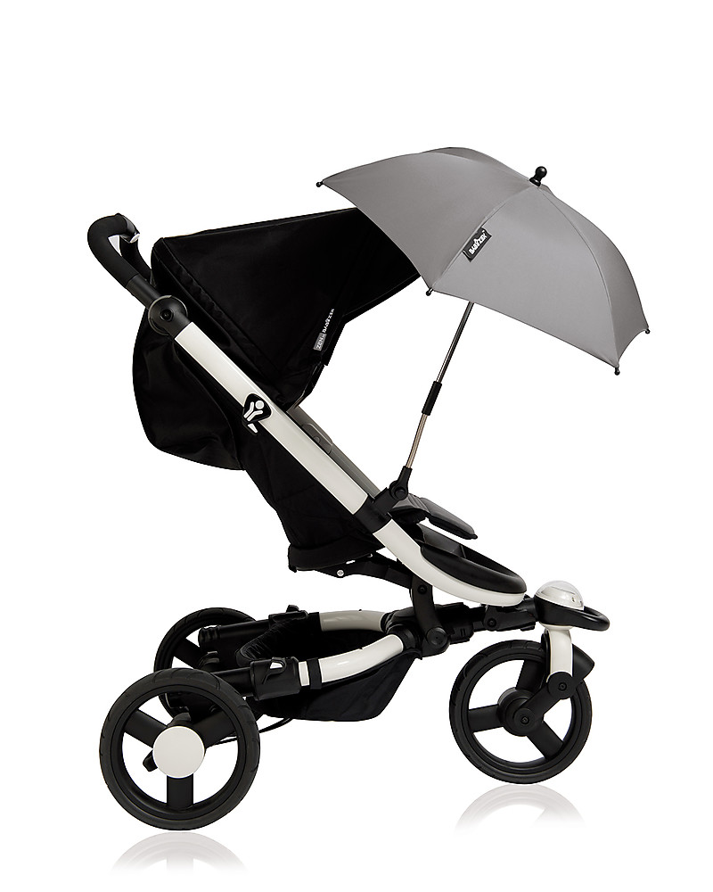 Babyzen Yoyo Parasol, Silver - Compatible with any Babyzen stroller ...