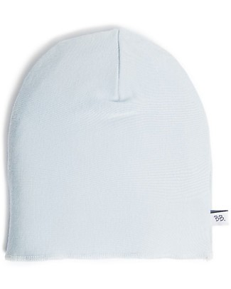 Bamboom Light Blue Beanie - Bamboo and Cotton  Hats