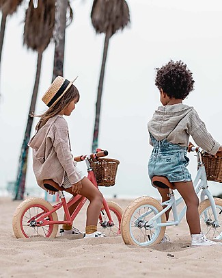 Banwood Balance Bike First Go, Coral - For Girls from 3 to 5 years old!  Balance Bikes