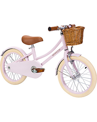 Banwood Classic Bicycle, Pink - from 3 to 7 years old Bycicles