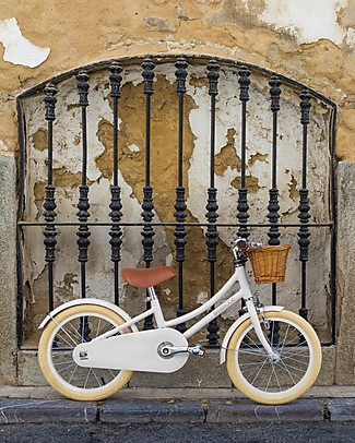 Banwood Classic Bicycle, White - from 3 to 7 years old Bycicles