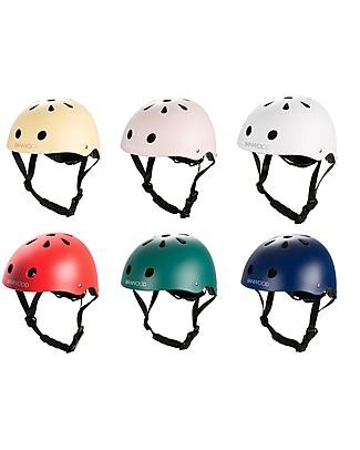 Banwood Classic Bike Helmet, Vanilla - For Girls from 3 to 5 Years old! Balance Bikes