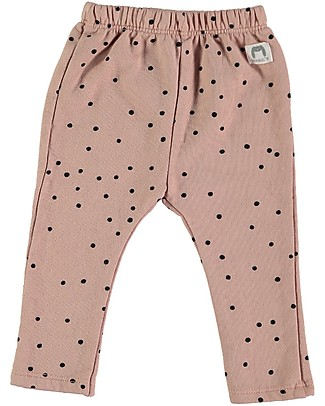 Bean's Barcelona Dolomiti Sweat Leggins, Pink - 100% organic cotton Trousers